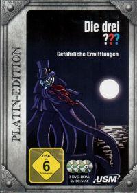 Drei ???, Die - gefährliche Ermittlungen - 3 CD ROM