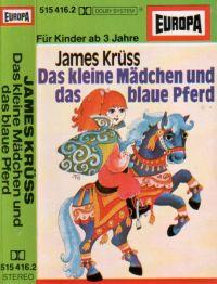 Kleine Mädchen und das blaue Pferd, Das - MC