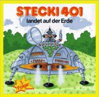 Stecki 401 -1- landet auf der Erde - LP