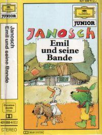 Janosch - Emil und seine Bande - MC
