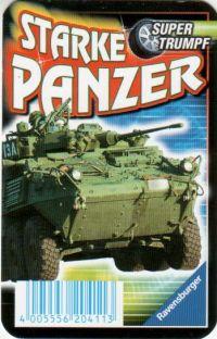 Starke Panzer - Quartett