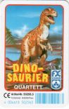 Dinosaurier - Quartett - MC