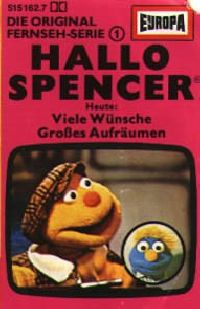Hallo Spencer Folgen: 2, 3, 5 - je