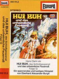 Hui Buh - 12 - und das unheimliche Feuerroß - MC