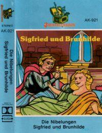 Nibelungen, Die - Sigfried und Brunhilde - MC