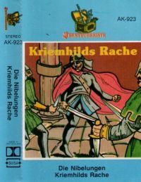 Nibelungen, Die - Kriemhilds Rache - MC