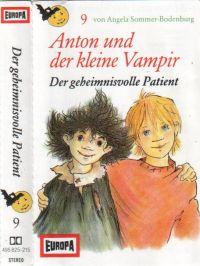 Anton und der kleine Vampir -09- Der geheimnisvolle Patient - MC