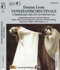 Donna Leon - venezianisches Finale - 2 MC