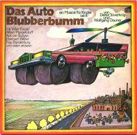 Das Auto Blubberbumm - LP
