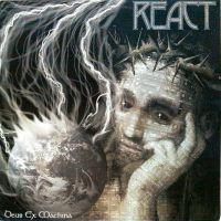 React – Deus Ex Machina - LP