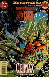 Batman - Legends of the dark knight - No.63 - Comic