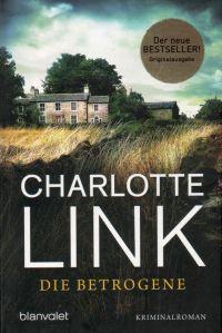 Die Betrogene - Charlotte Link - Buch