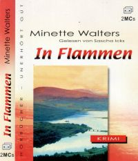 In Flammen - Minette Waters - 2 MCs
