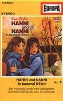 Hanni und Nanni 09 ... in tausend Nöten - MC