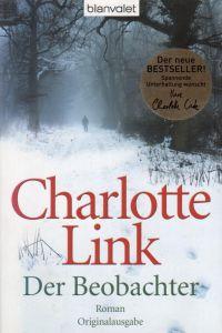 Der Beobachter - Charlotte Link - Buch