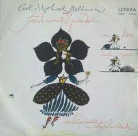 Fredmans Episteln - Manfred Krug spricht und singt - LP