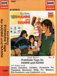 Hanni und Nanni - Fröhliche Tage für... - MC