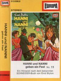 Hanni und Nanni -11- geben...