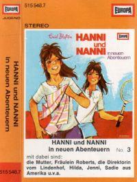 Hanni und Nanni -03- in...