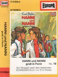 Hanni und Nanni -10- groß in Form - MC