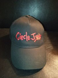 Circle Jerks - Basecap