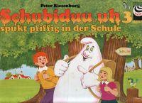 Schubiduu...uh -3- spukt pfiffig in der Schule - LP
