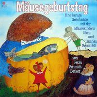 Mäusegeburtstag - Ariola - LP