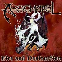 Asschapel – Fire And Destruction - LP