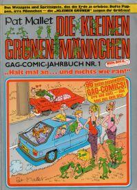 Die kleinen grünen Männchen - Jahrbuch Nr. 1 - Comic