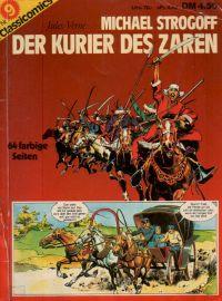Classicomics -Nr.9- Der Kurier des Zaren - Comic