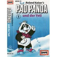 Pad Panda -1- und der Yeti...