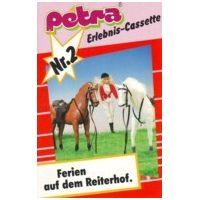 Petra - Erlebnis-Cassette Folgen: 3, 4, 5, 6 je