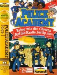 Police Academy Folgen: 1, 2, 4, 5 je