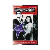 Jerry Cotton Folge 13 Die Prinzessin aus der Bronx