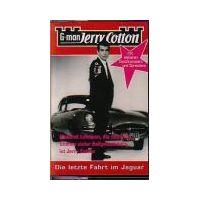 Jerry Cotton Folge 05 Die letzte Fahrt im Jaguar