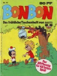 Bonbon, Das fröhliche Taschenheft von Bastei