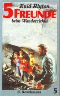 5 Freunde beim Wanderzirkus - Buch