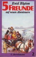 5 Freunde auf neuen Abenteuern - Buch
