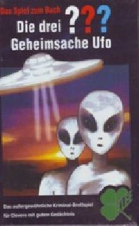Drei ???, Die - Geheimsache Ufo - Das Spiel zum Buch