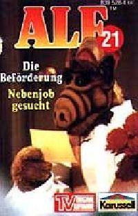 Alf - 21 - Die Beförderung / Nebenjob gesucht
