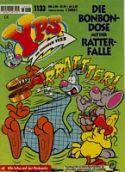 YPS mit Gimmick Nr. 1133, die Bonbon-Dose mit der Ratter-Falle