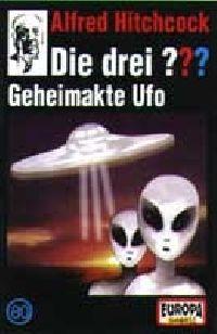 Drei ???, die - 080 - Geheimakte Ufo - MC
