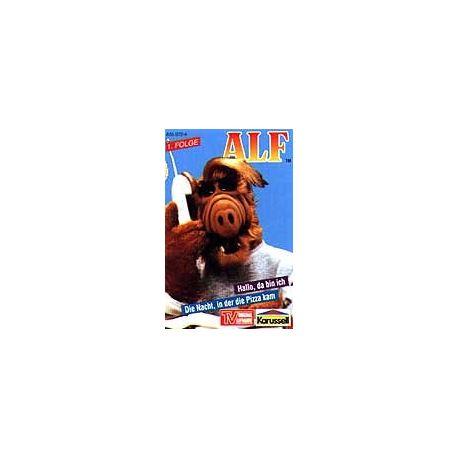 Alf - Folge 1 bis 20 - je