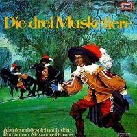 Drei Musketiere, die - LP