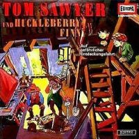 Tom Sawyer und Huckleberry Finn - 2 - LP